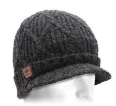 Beanie visored with peak for men and women – Online purchase 3d6f2f28de4